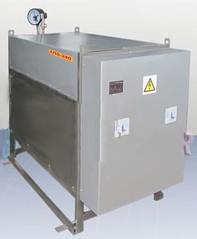 Парогенератор электродный АПЭ400 520 кг/час, 400 кВт, 380 В, 4 атм