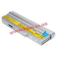 Батарея для ноутбука Lenovo N100 N200 / 11.1V 6600mAh (72Wh) SILVER OEM ()
