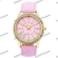 f38cf0b7f7f8 224UAH. 224 грн. В наличии. Часы женские наручные Geneva Gold-Pink-Pink.