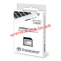 "Карта расширения памяти Transcend 128 GB JetDrive Lite 130 для MacBook Air 13"" Late10 (TS128GJDL130)"