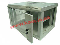 Hypernet Шкаф коммутационный настенный 18U 600x450 разборной (WMNC-18U-FLAT)