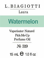 Perfume Oil 319 Laura Laura Biagiotti | 50 мл парфюмерное масло (концентрат)