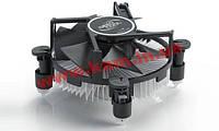 Охладитель для проц. Deepcool 1150/ 1155/ 1156/ 775 94,5x94,5x56мм 2200+10%об/ мин 26,8дБ (CK-11509)