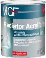Акваэмаль для отопительных  приборов MGF Radiator Acrylfarbe 2,5л