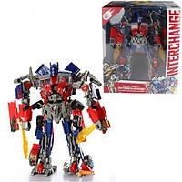 Робот трансформер Оптимус Прайм 4106