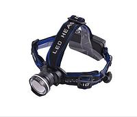 Фонарь налобный ультрафиолетовый Bailong XQ24 UV 365 nm