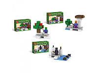Конструктор Minecraft строение 44014-15-17
