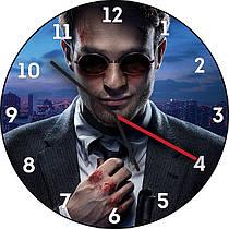 Часы настенные Сорвиголова