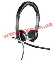 Гарнитура Logitech H650e Dual USB Wired Headset (981-000519)