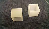 Заглушка пластиковая наружная квадрат 25мм*25мм