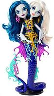 """Лялька """"Близнючки-зміючки"""" з м/ф """"Великий монстровий риф"""" Monster High"""