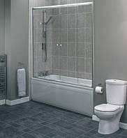 Шторка для ванны Devit Shine (150,160,170,180х150см)
