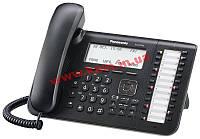 Системный телефон Panasonic KX-DT546RU Black (цифровой) для АТС Panasonic (KX-DT546RU-B)