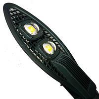 Уличный светодиодный светильник  LDF СКУ 100 Вт 5500Lm (новое поколение светильников 2016)