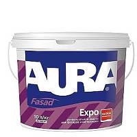 Краска фасадная по кирпичу Aura Fasad Expo 1 л