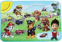 Детский интерактивный коврик 3112 (Paw Patrol)