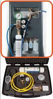 Комплект для определения утечек с помощью азота. SPIN (Италия)