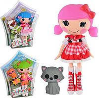 Кукла с питомцем ZT 9902 Lalaloopsy (3 вида)
