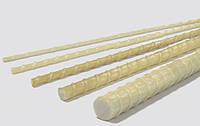 Испытания композитной стеклопластиковой арматуры в России.