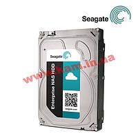 Жесткий диск SEAGATE Enterprise NAS/ SATA 6GB/ S/ 6TB/ 7200RPM/ 128MB/ ST6000VN0001/