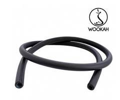 Шланг для кальяна Wookah, натуральная кожа, черный