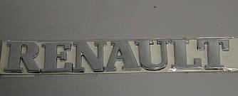 """Напис """"RENAULT"""" на Renault Trafic 2001-> — Туреччина"""