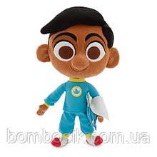"""Плюшевая мягкая игрушка """"Sanjay's Super Team"""" - 40 см, Дисней оригинал"""