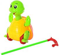 "Детская игрушка-каталка Черепашка"" 986-40 (на палке)"