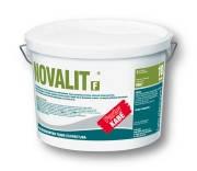 Краска фасадная полисиликатная  NOVALIT F 10 л