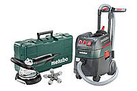 Шлифмашина METABO RF 14-115 (Star cutters pointed) Plus Пылесос ASR 35 L ACP 690875000