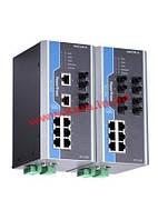 IEC 61850-3 совместимый, управляемый DIN-Rail Ethernet коммутатор (PT-510-4M-ST-24)