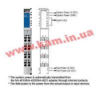 Модуль распределения дополнительного питания, шина 24В (M-7805)