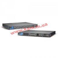 Модульный управляемый коммутатор Ethernet, 3 гнезда для 100 Mbps модулей, 1 гнездо дл (PT-7728-F-24)