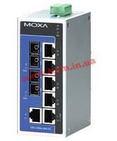 Индустриальный Ethernet коммутатор с 6 портами 10/ 100 Base-T(X) и 2 портами 100 (EDS-208A-MM-SC-T)