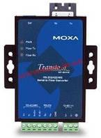 Конвертер RS-232/ 422/ 485 в оптический канал ST (Multi-mode), до 2 км, fiber ring (TCF-142-M-ST)