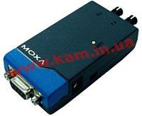 Конвертер RS-232 в оптический канал ST (Single-mode) c гальванической изоляцией 2.5кВ, (TCF-90-S-ST)
