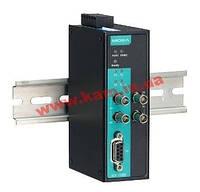 Промышленный конвертер Profibus в оптический канал ST (Multi-mode), с гальваническо (ICF-1280I-M-ST)