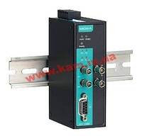 Промышленный конвертер Profibus в оптический канал ST (Single-mode), с гальваническ (ICF-1280I-S-ST)