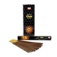 Ароматические палочки Darshan Om благовония для отдыха и медитации Darshan