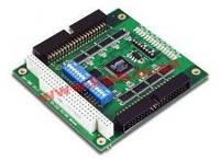 PC/ 104 адаптер 8xRS-232, расширенный диапазон рабочих температур -40...+85 C (CA-108-T)