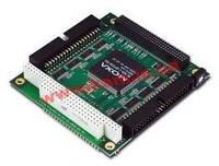PC/ 104-Plus адаптер 8xRS-232, расширенный диапазон рабочих температур -40...+85 C (CB-108-T)
