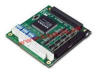 PC/ 104-Plus адаптер 4xRS-232/ 422/ 485, расширенный диапазон рабочих температур -40...+8 (CB-114-T)