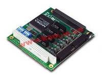 PC/ 104-Plus адаптер 4xRS-422/ 485 c гальванической изоляцией (CB-134I)