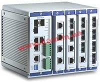 Индустриальный Ethernet коммутатор с 2 слотами для модулей 10/ 100 Base-T(X), до 16 портов (EDS-616)
