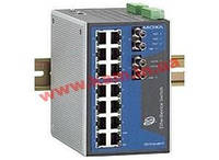 Индустриальный управляемый коммутатор (EDS-516A-MM-ST-T)