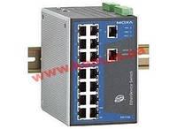 Индустриальный управляемый коммутатор с 16 портами 10/ 100 BaseTx Ethernet, -40...75C (EDS-516A-T)