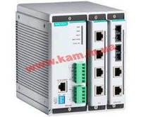 Индустриальный Ethernet коммутатор с 2 слотами для модулей 10/ 100 Base-T(X) (EDS-608)