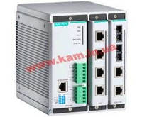 Индустриальный Ethernet коммутатор с 2 слотами для модулей 10/ 100 Base-T(X) (EDS-608-T)