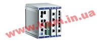 Индустриальный Ethernet коммутатор с 2 слотами для модулей 10/ 100 Base-T(X), до 8 портов (EDS-611)