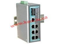 Индустриальный коммутатор с 6 портами 10/ 100 BaseT Ethernet и двумя портами 100Base (EDS-308-SS-SC)